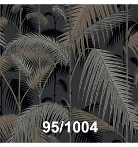 Cole and Son contemporary Restyled Palm Jungle
