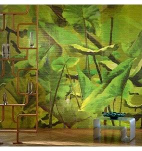 Elitis ANGUILLE BIG CROCO LEGEND Lost in plantation