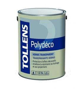 Tollens Polydeco Mat TRANSPARENT