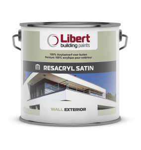 Libert Resacryl Satin BLANC
