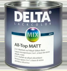 Delta All-Top Matt TEINTE