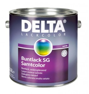 Delta Buntlack Satin TEINTE