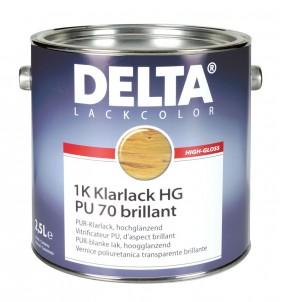 Delta Klarlack PU 70...