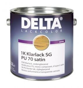 Delta Klarlack PU 70 Satin...