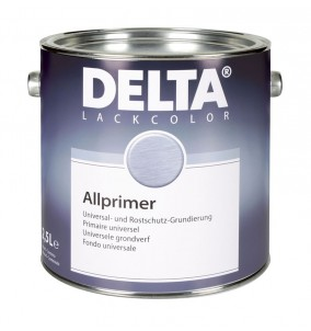 Delta All Primer BLANC
