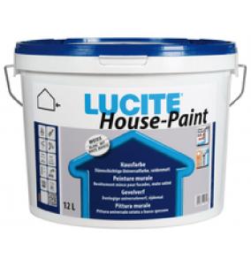 Lucite Housepaint BLANC