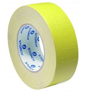 Storch Tape Le jaune pour béton et mur
