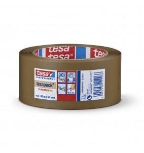 Tesa Adhésif de fermeture pour carton 4124