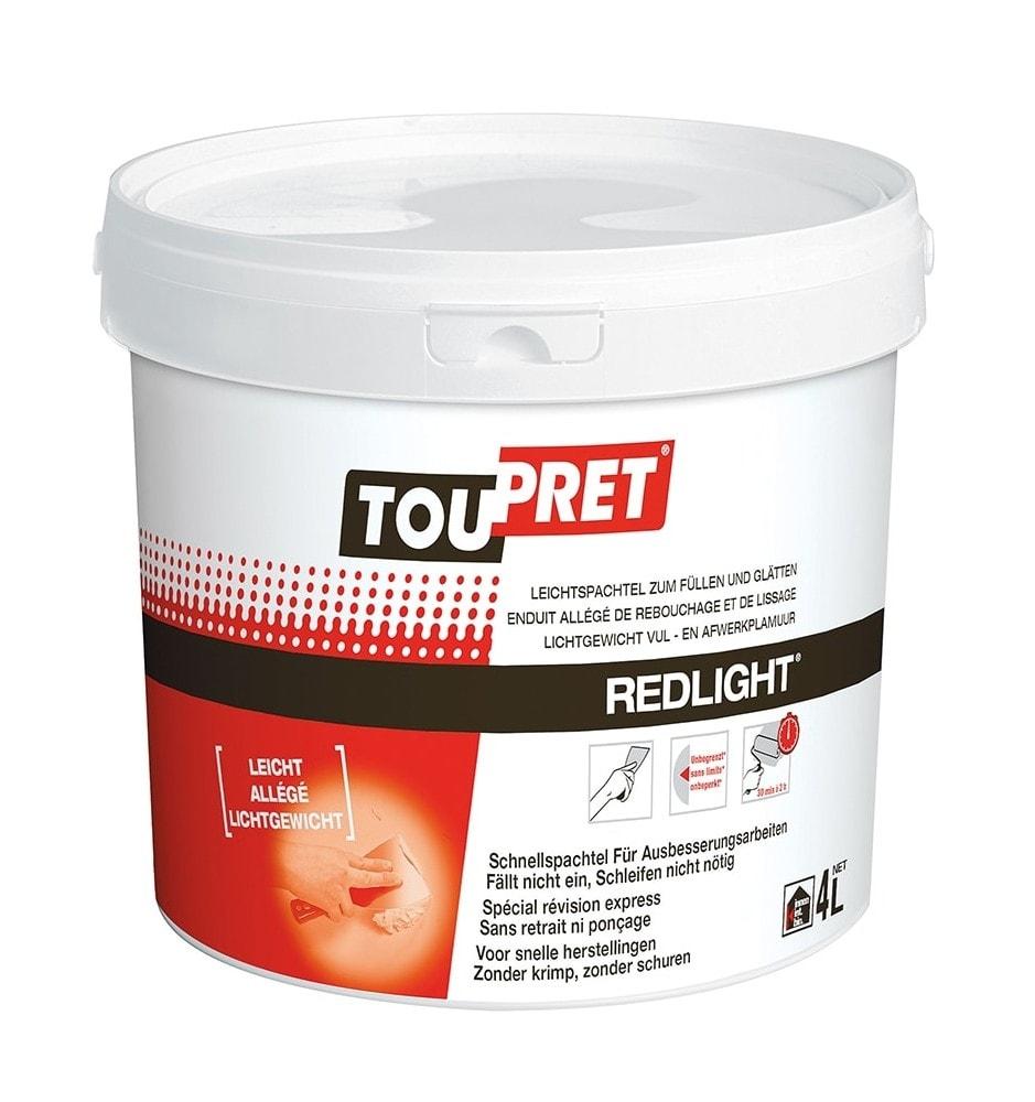 Toupret Redlight