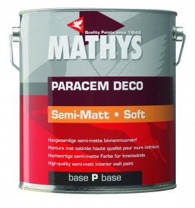 Mathys Paracem Deco Soft BLANC
