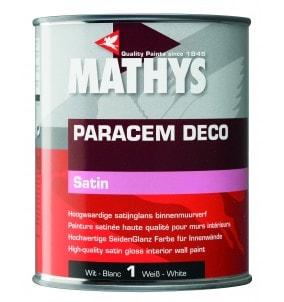 Mathys Paracem Deco Satin BLANC