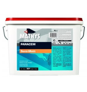 Mathys Paracem Semi-matt BLANC
