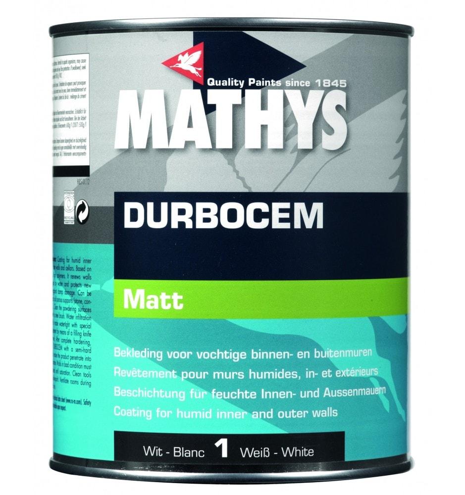 Mathys Durbocem BLANC