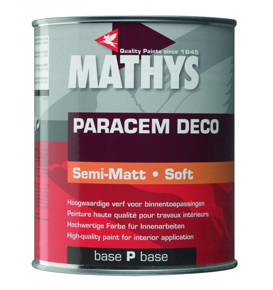 Mathys Paracem Deco Soft TEINTE Mix