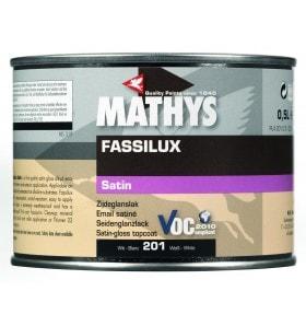 Mathys Fassilux Satin BLANC