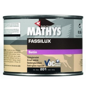 Mathys Fassilux Satin TEINTE Mix
