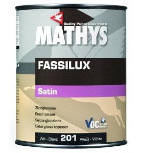 Mathys Fassilux Satin TEINTE Mix