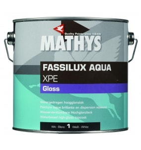 Mathys Fassilux Aqua Gloss BLANC