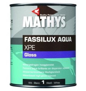 Mathys Fassilux Aqua Gloss TEINTE Mix