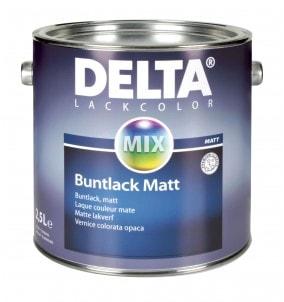 Delta Buntlack Matt TEINTE